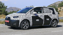 Next-gen Opel Meriva spied with crossover-inspired styling