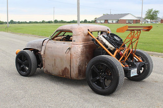 Is This '47 Chevrolet a Rat Rod or a Sports Car?