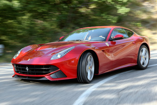 Watch Sebastian Vettel Top Out a Ferrari F12
