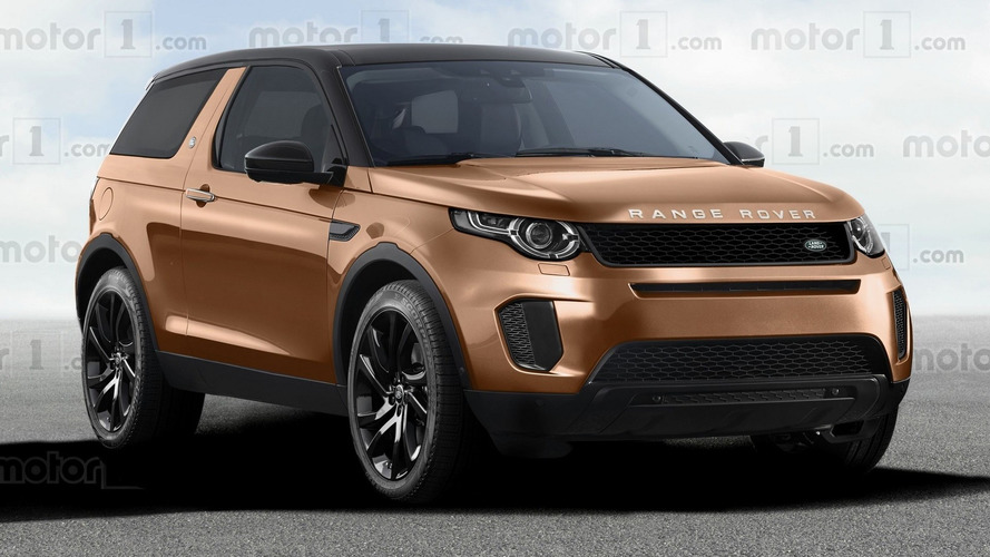 Baby Evoque could be coming