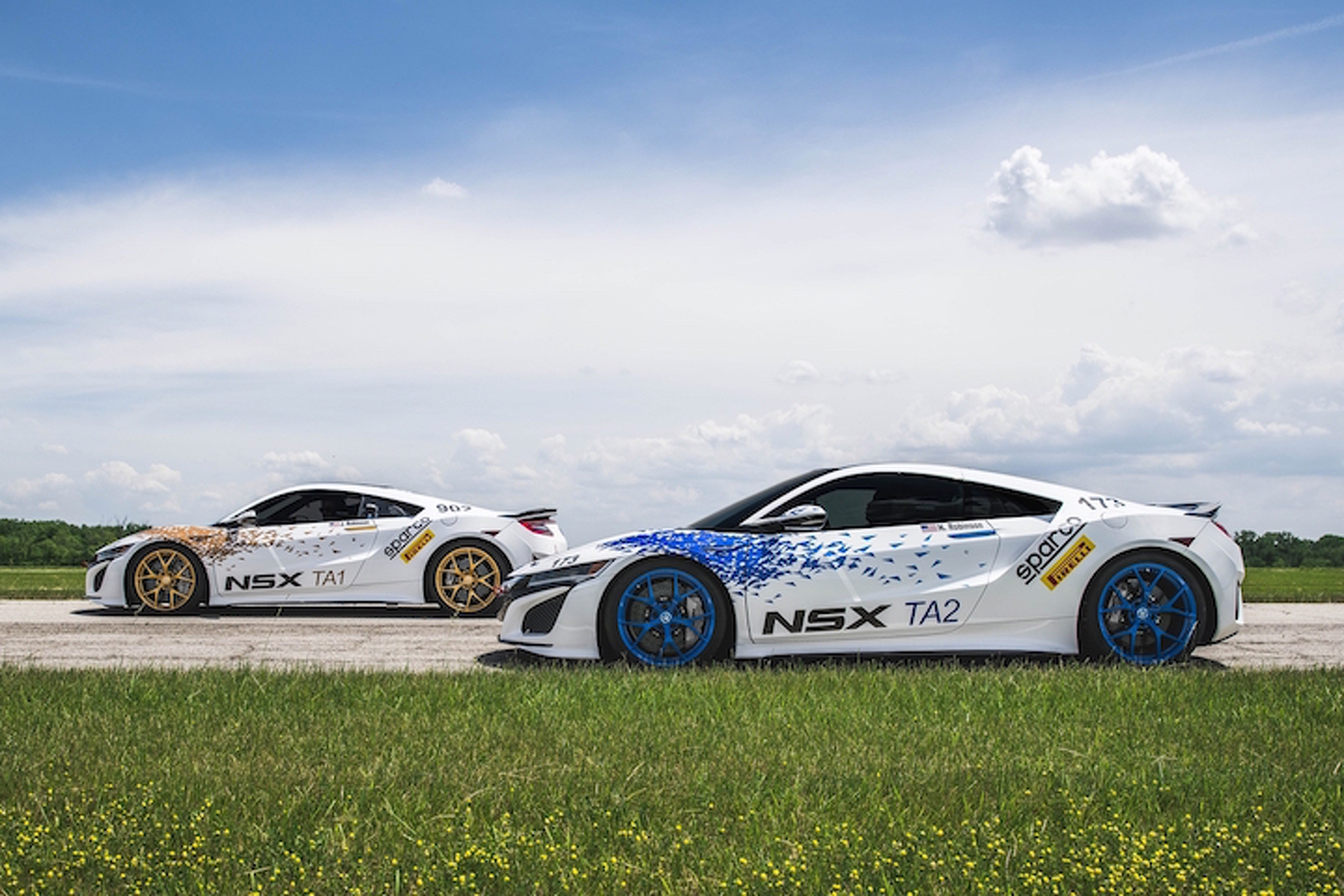 Acura NSX Looks To Dominate At Pikes Peak