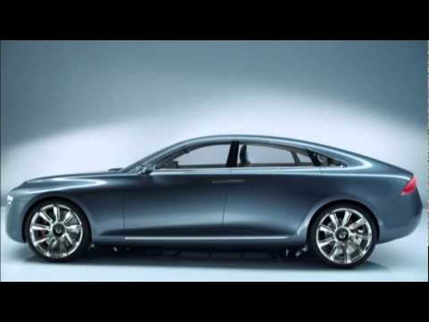 2011 Volvo Concept You - 2011 Frankfurt Motor Show Video