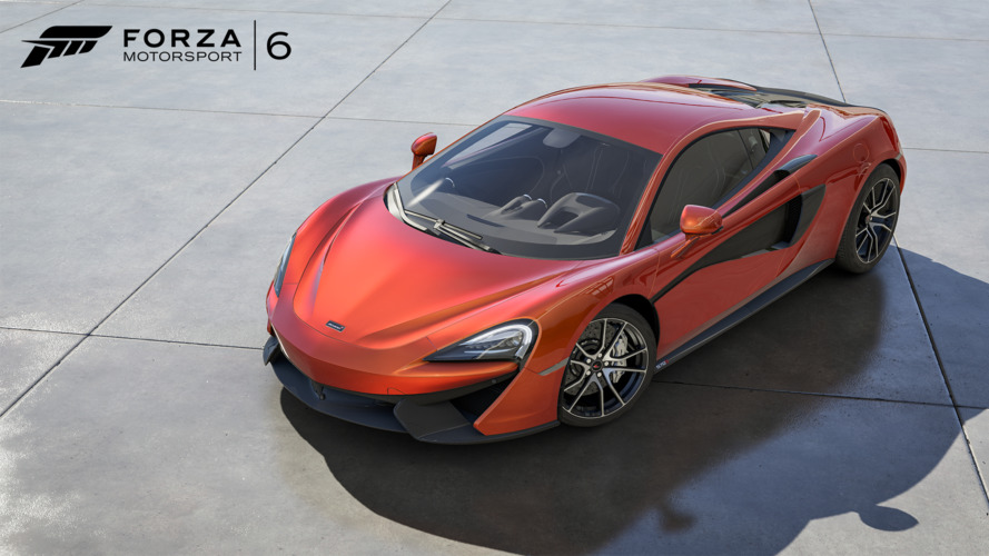 Forza 6 Turn 10 Select pack cars
