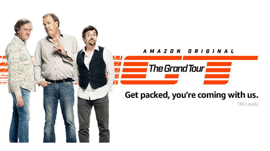 The Grand Tour is coming to America