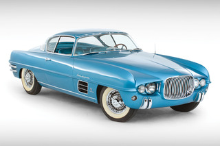 1954 Dodge FireArrow: American Design Meets Italian Flair