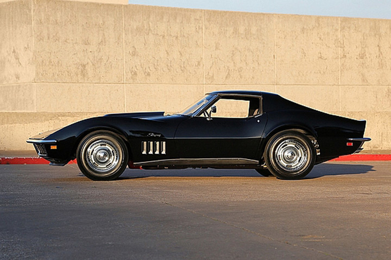 Rare '69 Chevrolet Corvette L88 Set to Cross the Block