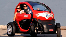 Nissan New Mobility Concept / Scoot Quad