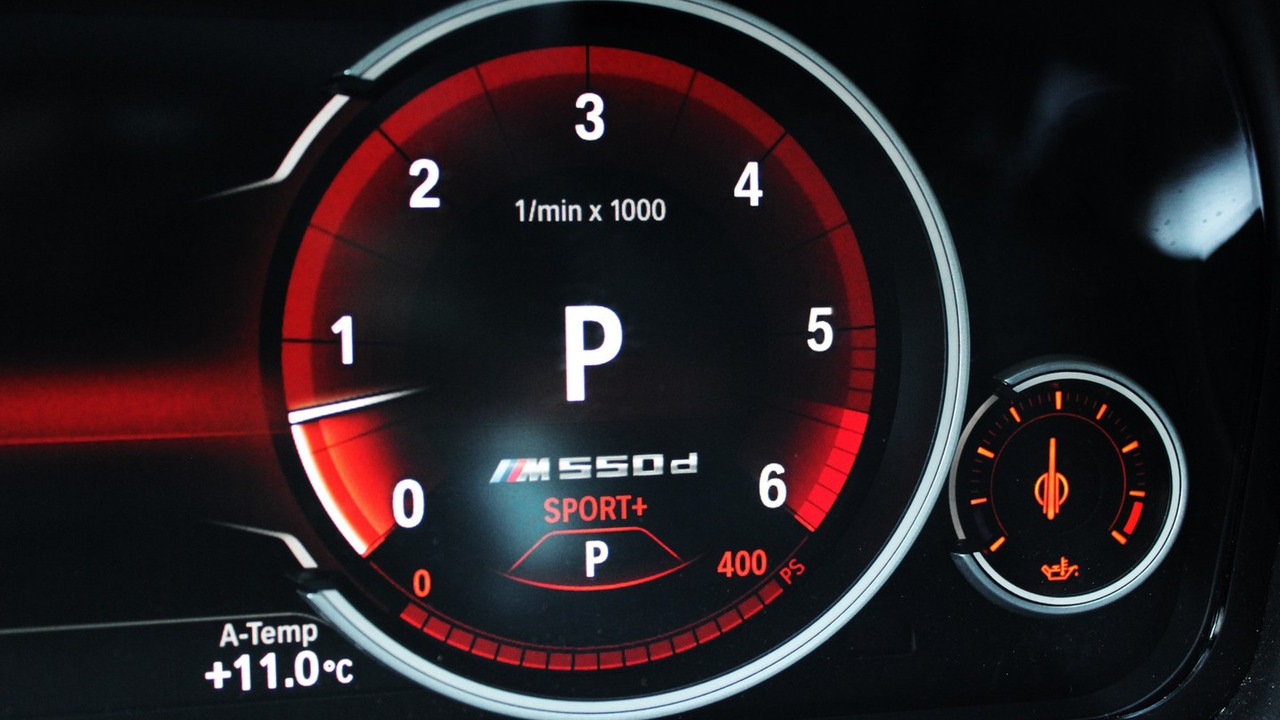 BMW M550d by VOS