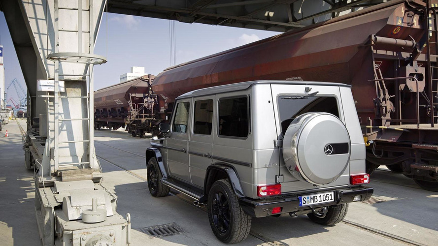 Mercedes G-Class special editions announced