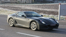 Ferrari Dino mule spy photos re-emerge?