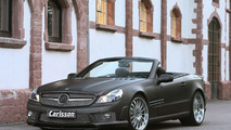Carlsson SL CK63 RS based on Facelifted Mercedes SL 63 AMG Details Released