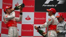 McLaren duo baulk at Hill's 'tortoise and hare' analogy