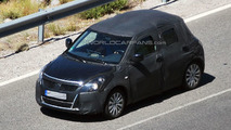 2011 Suzuki Swift Spied in Most Revealing Shots Yet