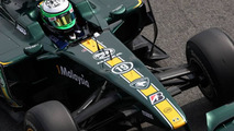 No F-duct for Lotus in 2010