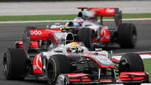 Hamilton unhappy after save fuel 'instructions'
