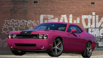 2010 Dodge Challenger Furious Fuchsia Editions - Commemorate 40 years of Dodge muscle-car