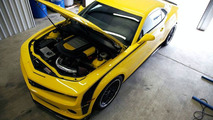Hennessey straps 1000hp Camaro to dyno [Video]