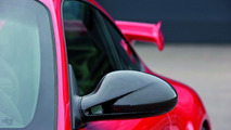Motorsport Accessories from Porsche Tequipment for 911 GT3 and 911 GT3 RS: Rear-view mirrors carbon