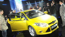 Ford Focus Wagon & 5dr Hatch LIVE in Geneva
