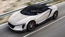 Honda S2000 revival to get twin-charged 2.0-litre with 320 hp