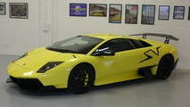 Rare Lamborghini Murcielago SV can be yours for a cool £325,500