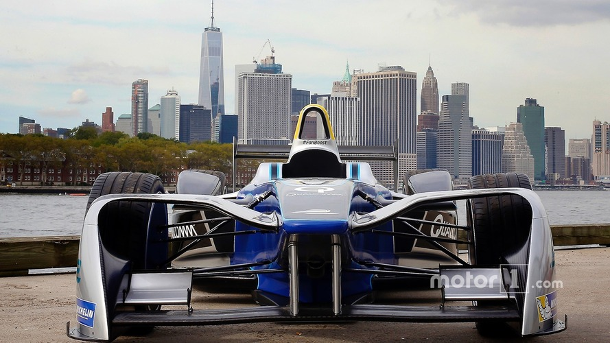 Opinion: Is Formula E's New York odyssey really a game changer?