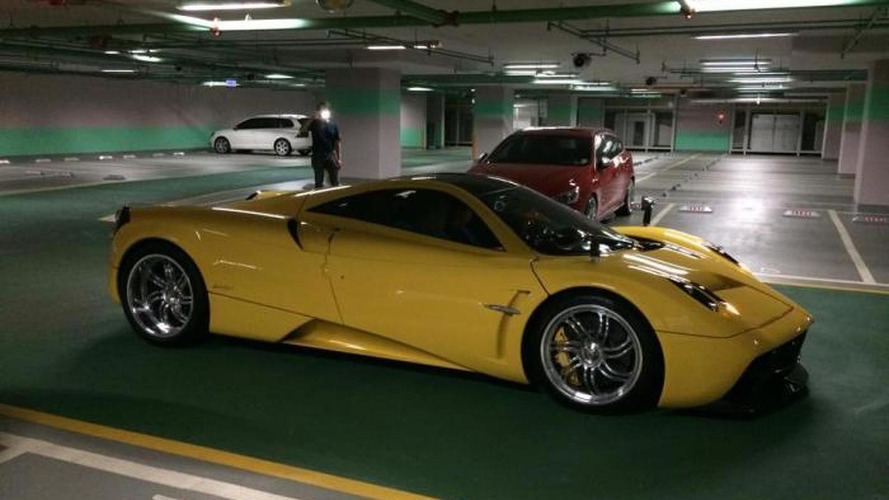 15-year-old boy gets brand new Pagani Huayra as a birthday gift
