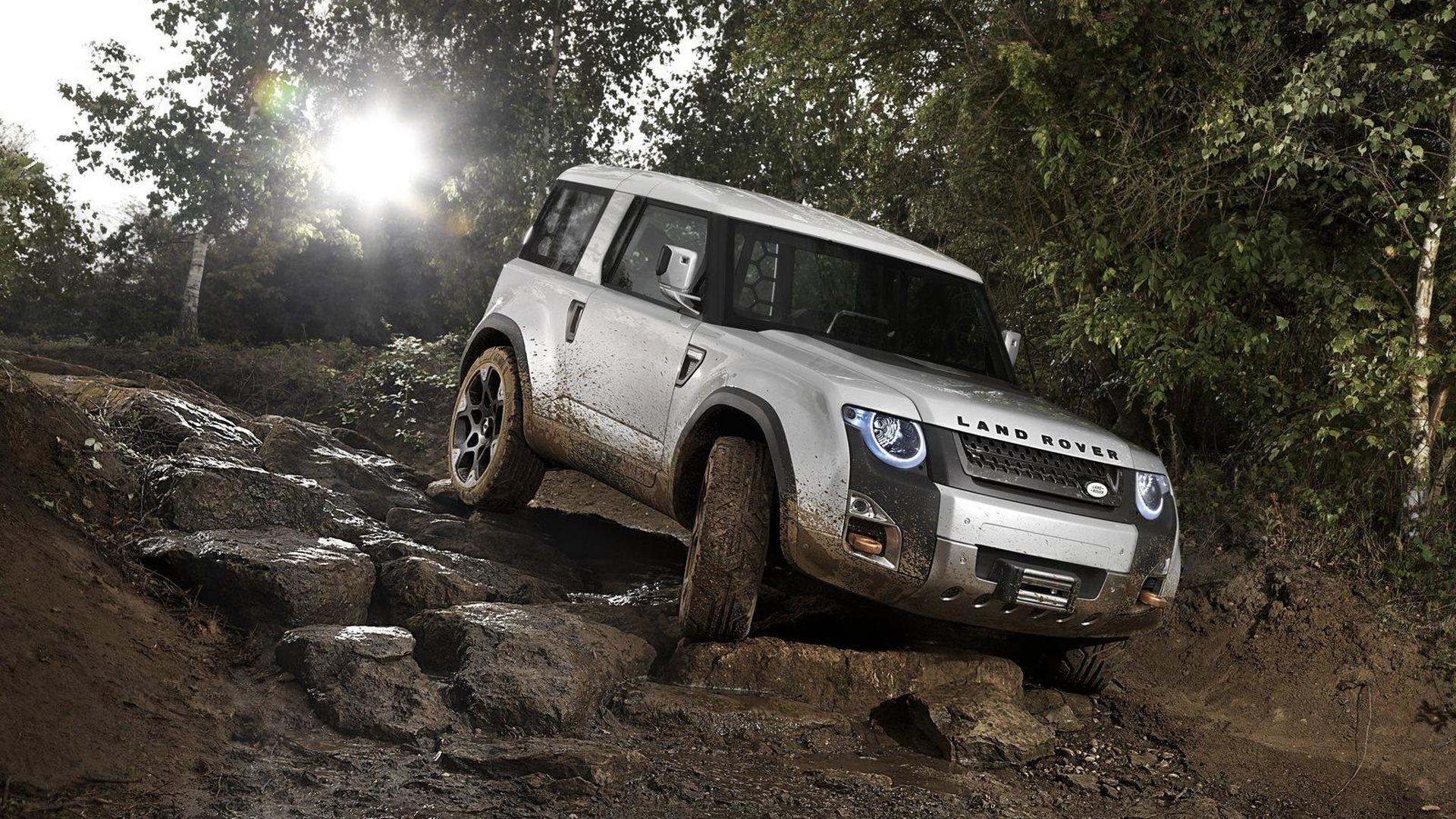 Future Land Rovers to be underpinned by just two platforms - report