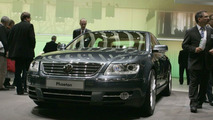 VW Phaeton: New Technical Features