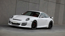 TechArt performance upgrade for Porsche 997 facelift