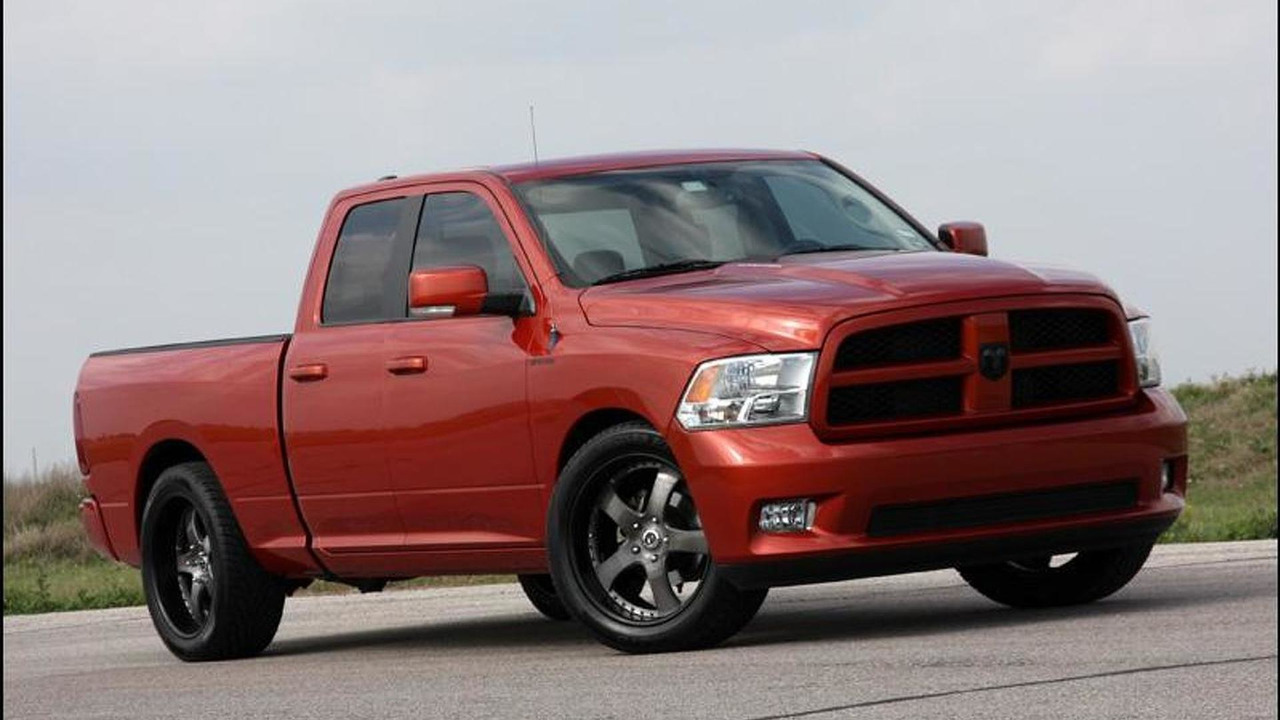 2011 HPE500 Dodge Ram pickup by Hennessey, 800, 29.04.2011