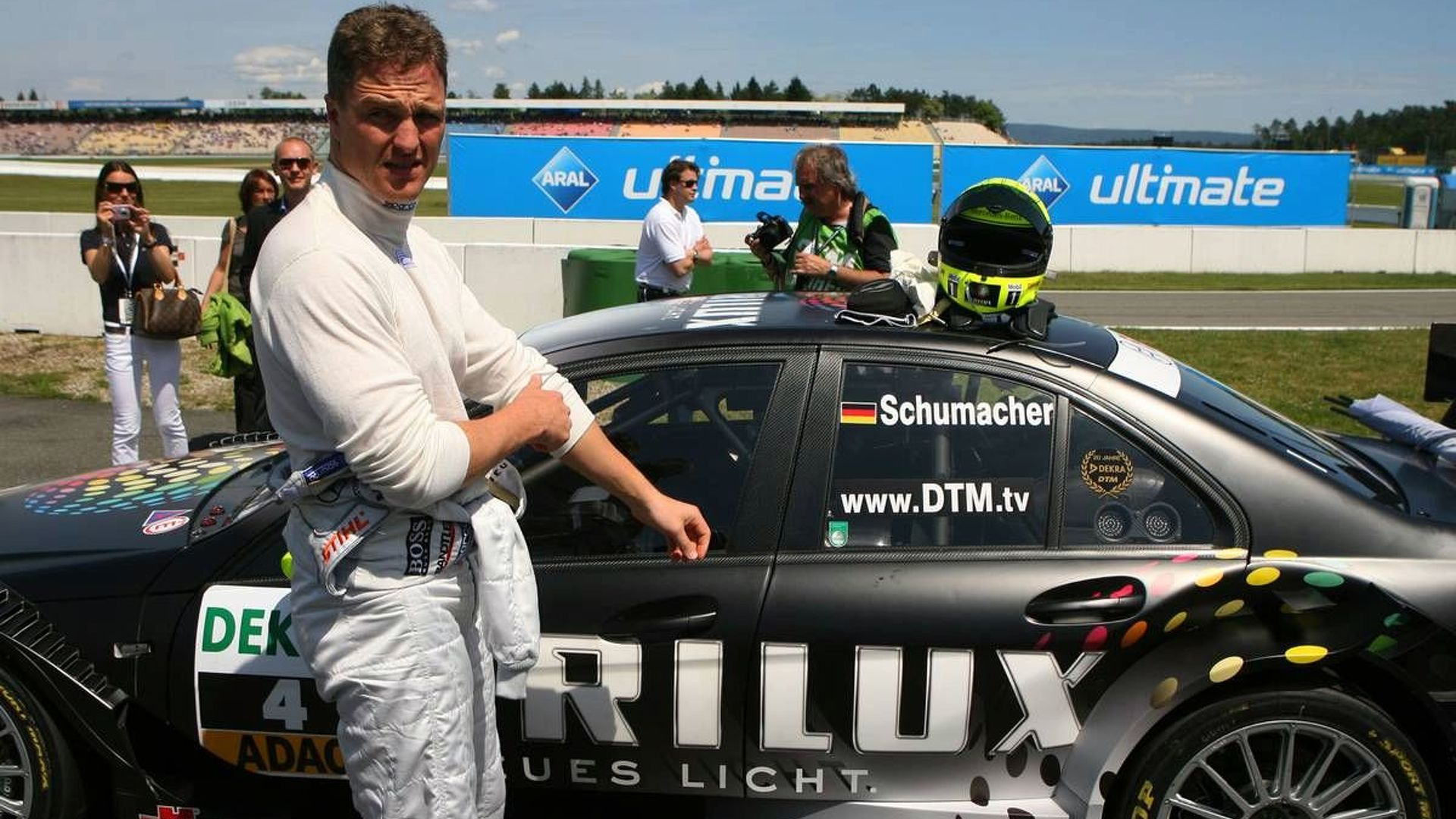 Ralf Schumacher rejected F1 offer for 2010