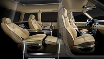 2010 Range Rover Q-VR stretch proposal by Design Q