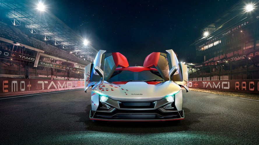 Tata surprises with Racemo sports car concept unveiling