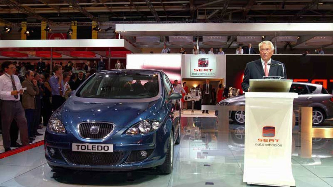 SEAT Introduces the New Toledo