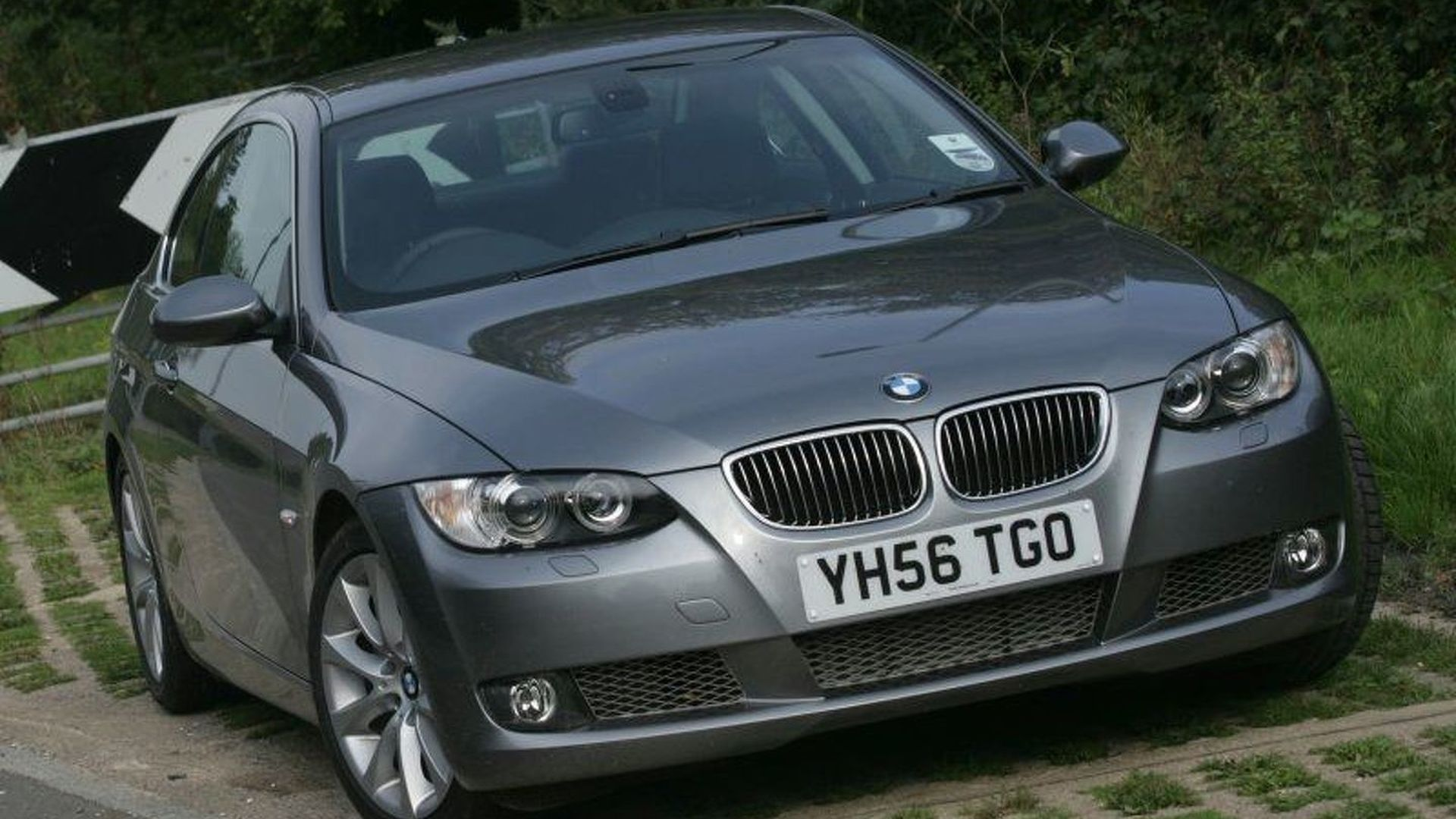 WCF Test Drive: BMW 335d
