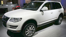 Volkswagen Touareg 2 Makes US Debut at NYIAS