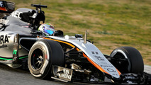 Now Force India signs low-profile development driver