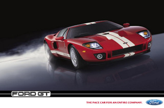 How the Ford GT Was Almost Never Built