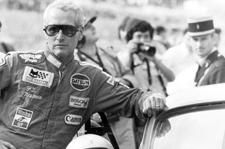 Adam Carolla Working on Paul Newman Racing Documentary