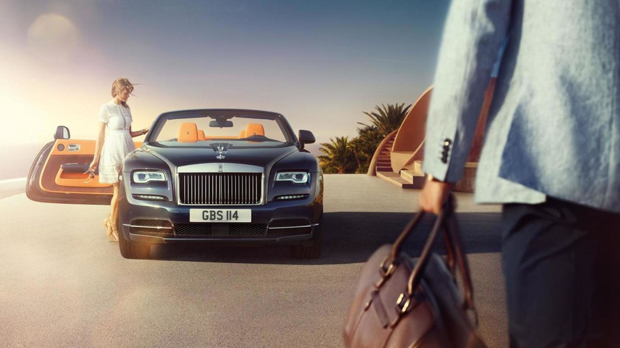 Rolls-Royce Dawn showcased in four official videos