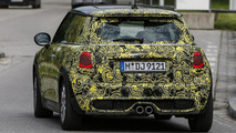 2014 MINI Cooper S spy photo 24.05.2013