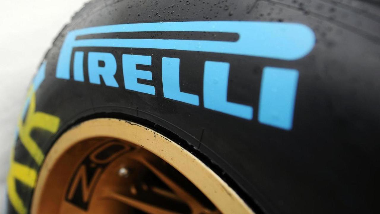 Pirelli tyre 06.06.2013 Canadian Grand Prix