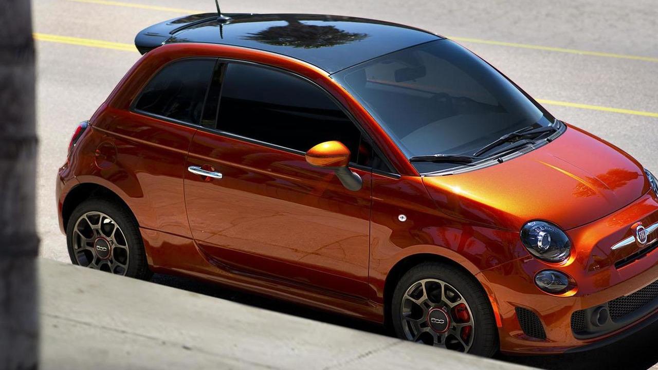 2013 Fiat 500 Cattiva 13.8.2013