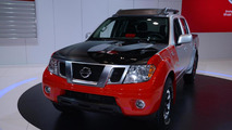 Nissan Frontier Diesel Runner concept bows in Chicago