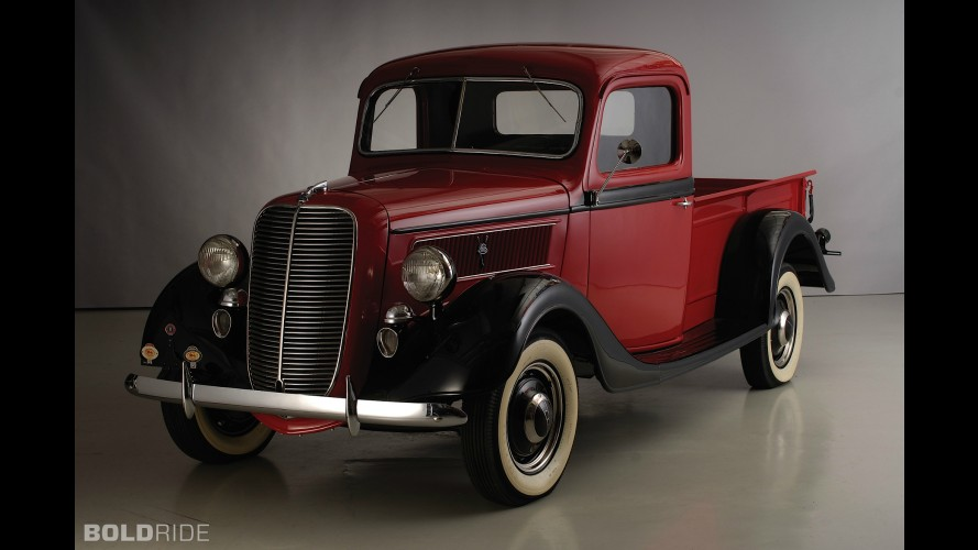 Ford Deluxe Pickup