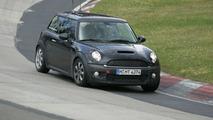 New MINI Cooper S Spy Photos