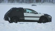 New Volvo C 30 Spy Photos