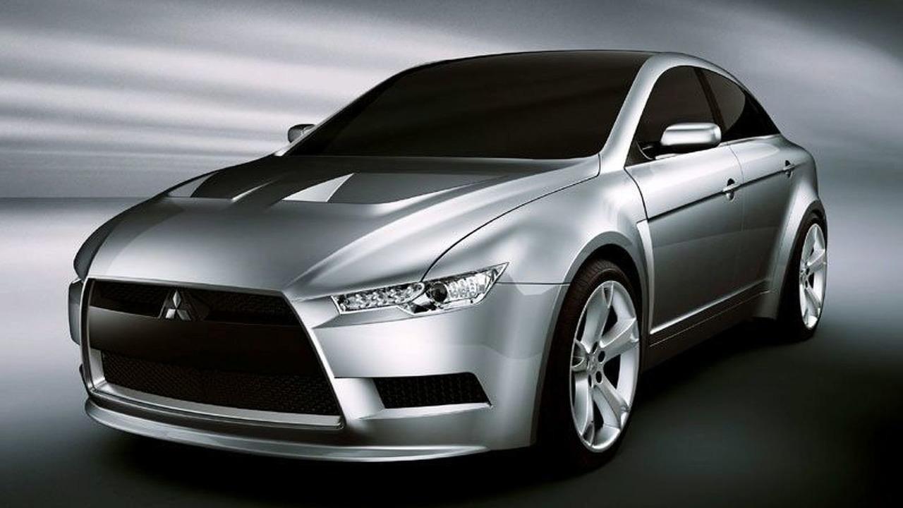 Mitsubishi Concept Sportback