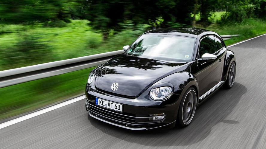 ABT tunes the Volkswagen Beetle 2.0 TDI